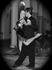Mirabai and George Garcia Tango