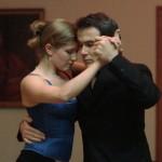Tomas Howlin and Shorey Meyers Tango