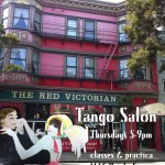 Tango at The Red Victorian