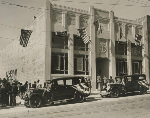 The Verdi Club was established in 1916 and moved to its present location at 2424 Mariposa Street in 1935.