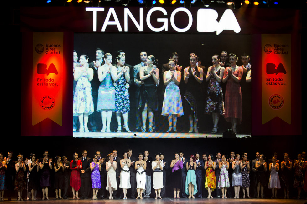 2013 Tango Dance World Cup in Buenos Aires