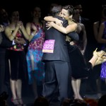 Maximiliano Cristiani & Jesica Arfenoni win the 2013 Tango Dance World Cup salon finals in Buenos Aires. Photo Victor R. Caivano)