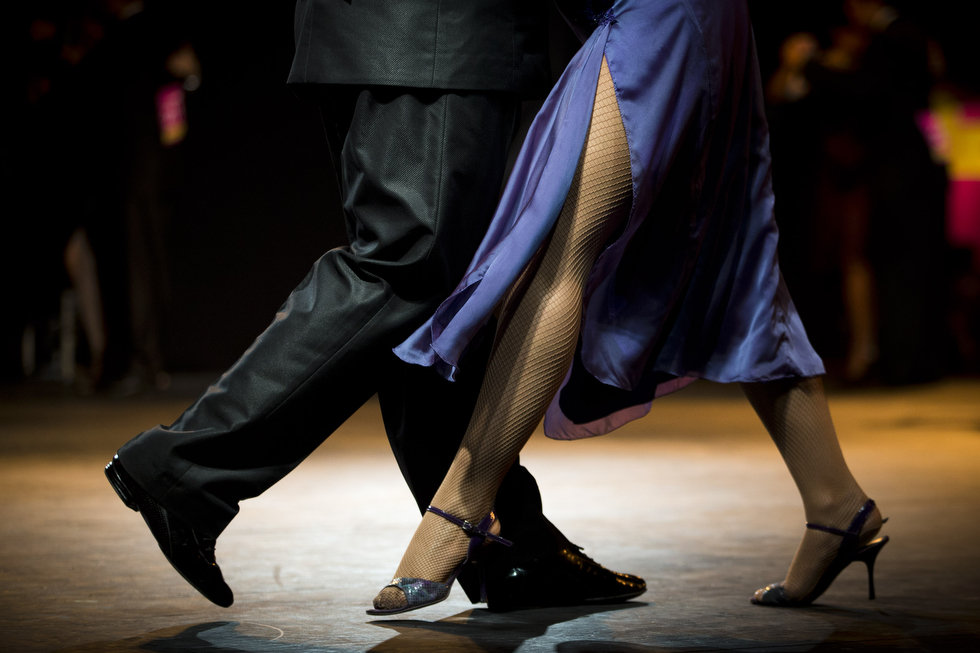 2013 Tango Dance World Cup. Photo by Victor R Caivano