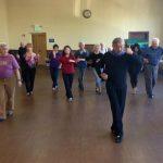 Dancing through the Golden Years