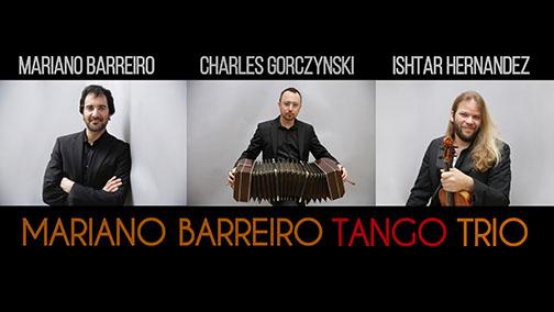 Mariano Barreiro Trio